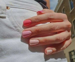 manicure, uñas, and nailpolish image
