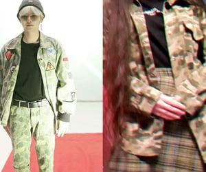 army, fashion, and grunge image