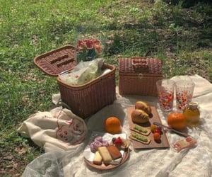 garden party, picnic basket, and garden party pinterest image