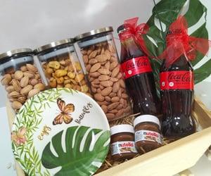cocacola, sevgili, and hediye kutusu image