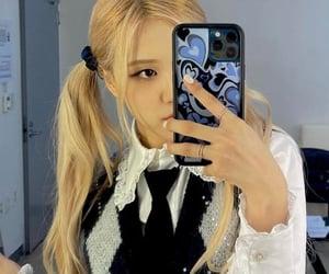 kpop, blackpink, and mirror image