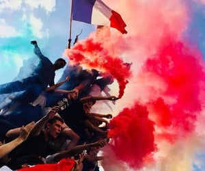 aesthetic, football, and french image