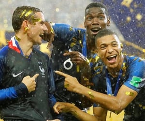football, french, and france image