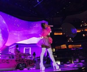 ariana grande, ariana grande butera, and sweetener world tour image