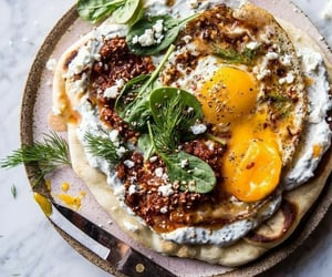breakfast, eggs, and foods image