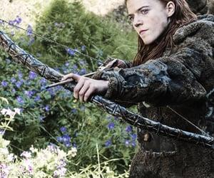 archer, fantasy, and warrior image