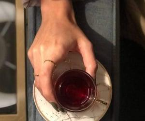 beauty, coffee, and tea image