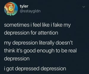 mental health, faked depression, and brain wash image