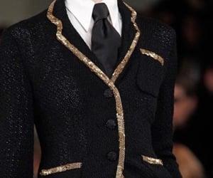 cardigan, fashion, and model image