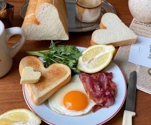 breakfast, food, and manifest image