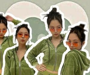 fashion, jennie kim, and aesthetic image