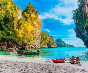 asia, Island, and phuket image