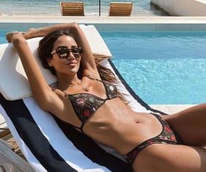 bikini, details, and fashion image