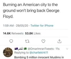 afghan, mlm, and george floyd image