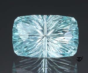 blue, gems, and gemstone image