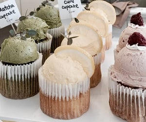 food, aesthetic, and cupcake image