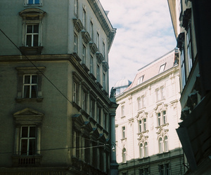 buildings, street, and city image