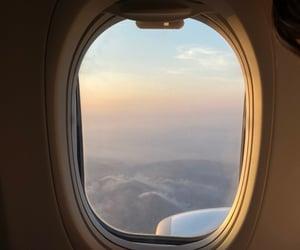 avion, italie, and nuage image