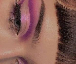 beauty, eyes, and make up image