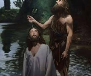 Baptism, jordan, and catholic church image