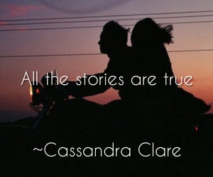 quote, cassandra clare, and clace image