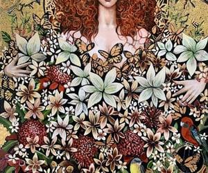belleza, arte, and colores image
