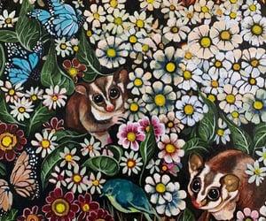 arte, colores, and pintura image