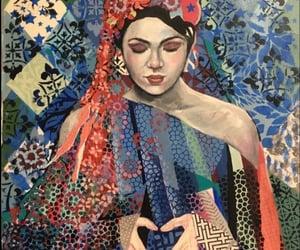 arte, dibujo, and pintura image