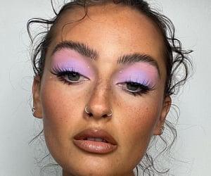 belleza, moda, and maquillaje image