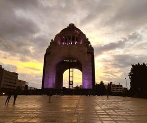 revolucion, méxico, and monumento image