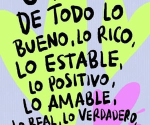 feliz, real, and frases español image