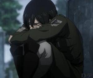 anime, sad, and crying image