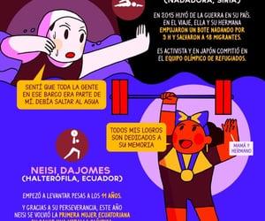 ecuador, olympics, and juegos olimpicos image