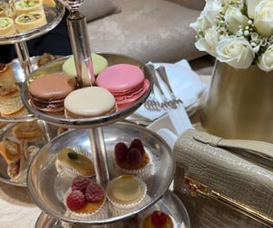 afternoon tea and dessert image