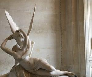 art, paris, and love image