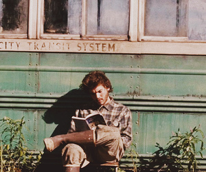 into the wild, christopher mccandless, and book image