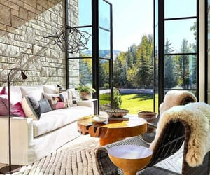 backyard, beige, and black image