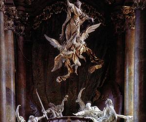 assumption of the virgin image