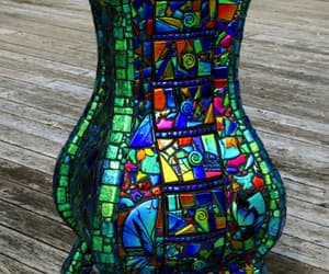 colorful, vase, and colors image