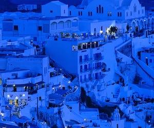Greece, beautiful, and blue image