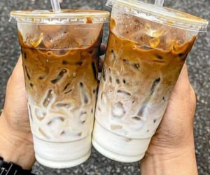 delicious, food, and ice coffee image
