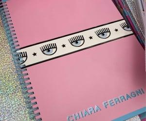 stationery, chiaraferragni, and backtoschool image