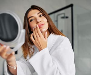 beleza, dicas, and skincare image