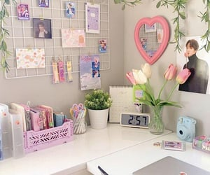 pastel, decor, and kpop image