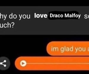draco malfoy, harry potter, and harrypotter image