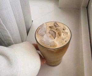aesthetics, coffee, and ice image