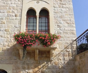 architecture, balcony, and Beirut image