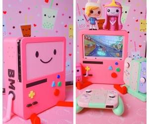bmo, gaming, and girly image