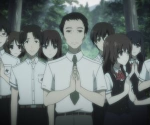 anime, another, and creepy image