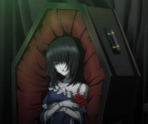 anime, doll, and another image
